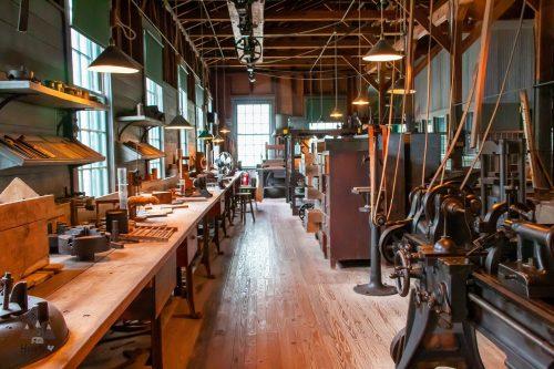 Edison Ford Winter Estate Lab