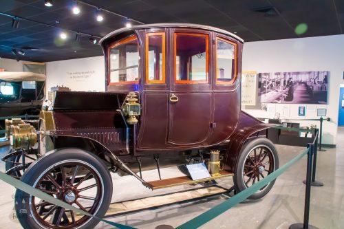 Edison Ford Winter Estate Cars
