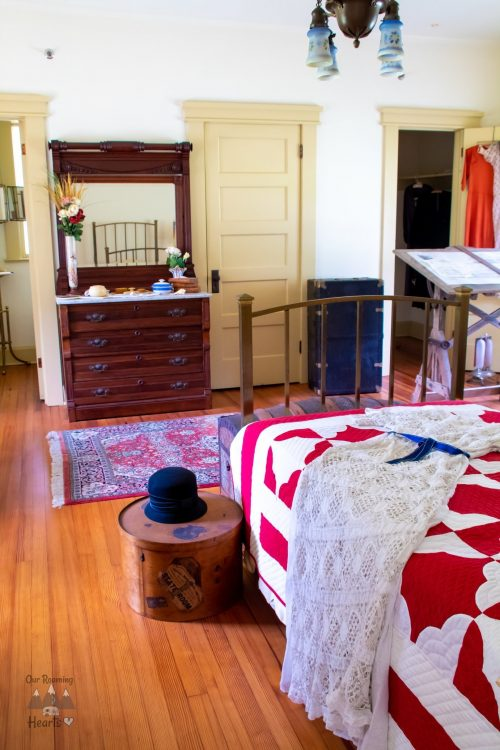 Henry Ford Guest Room
