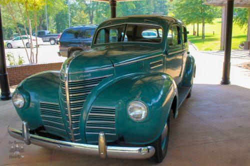 Elvis Presley Car