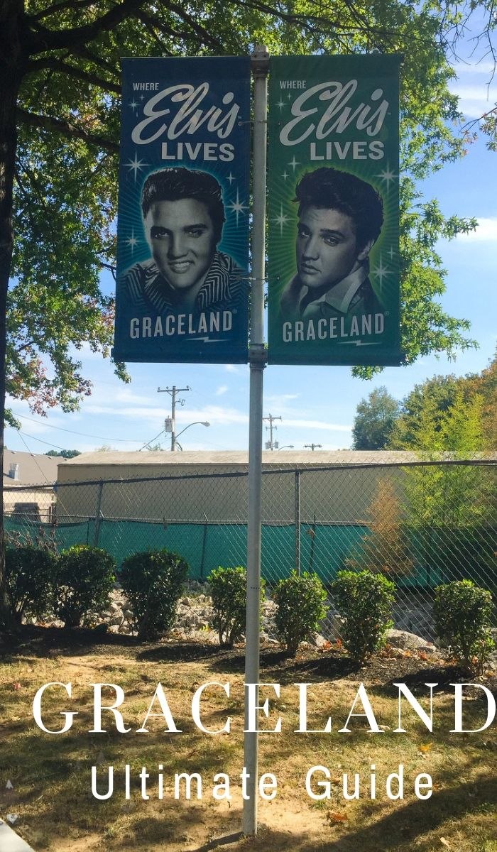 If you just passing through Tennesse, Graceland Memphis TN should be at the top of your list to see. Use this Ultimate Guide to navigate! #memphis #tennessee #graceland #travel #thingstodo #ourroaminghearts | Graceland | Memphis, TN | Tennessee Travel | Visiting Graceland | Elvis History