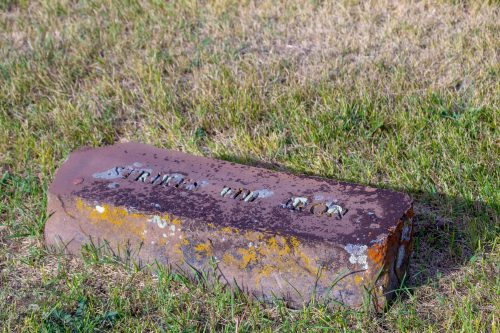Stikes the Iron Grave