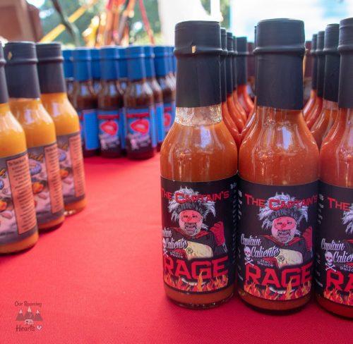 Hunsaders Farms Hot Sauce