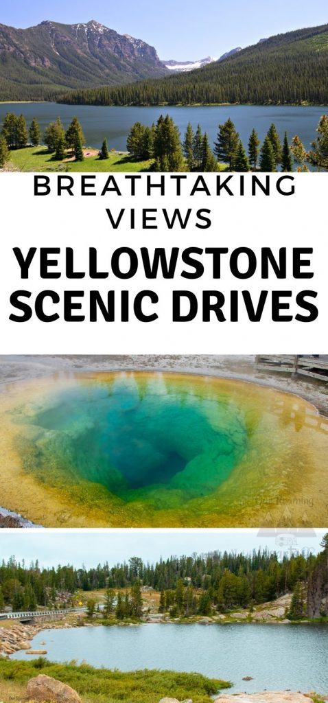 Yellowstone National Park is a beautiful park filled with wildlife and epic views. Here are some of the best Yellowstone Scenic Drives to take. #ourroaminghearts #yellowstone #wyoming #scenicdrives #nationalpark | Wyoming | National Parks | Yellowstone National Park | Scenic Drives | Yellowstone Scenic Drives