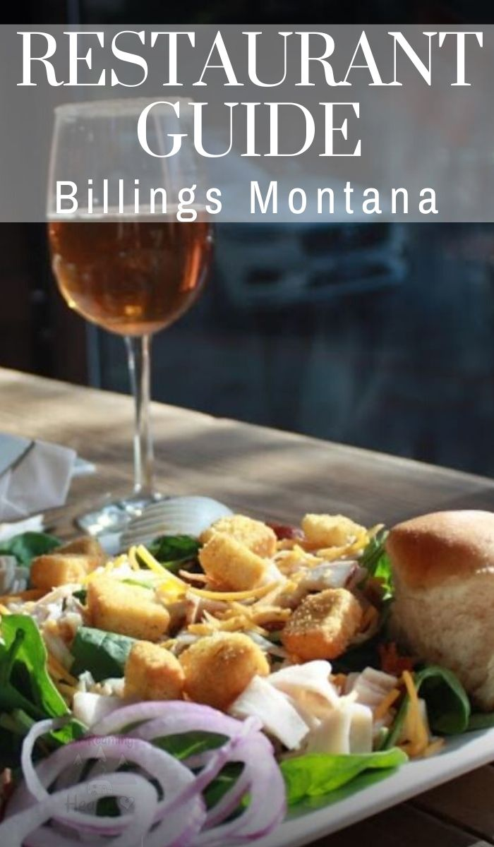 We've scoured some of the best restaurants, breweries and sit-down restaurants in the area and put them all here. A list of the top places to eat in Billings, Montana. #billings #montana #ourroaminghearts #placestoeat #restaurantguide | Restaurant Guides | Billings, Montana | Montana | Places to Eat