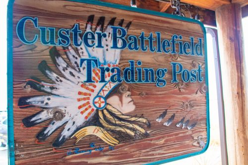 Restaurant Guide Millings MT Custer Battlefield Trading Post