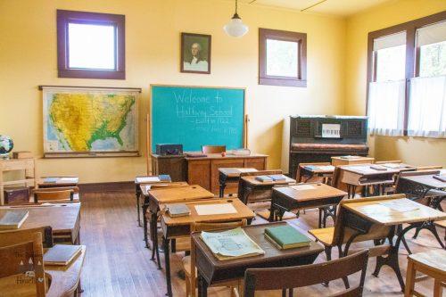 Halfway School House