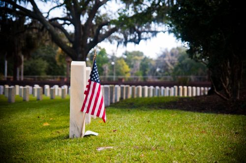 Beaufort National Cemetery in Beaufort South Carolina
