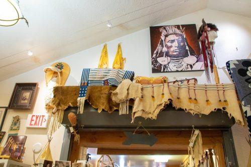 Custer Battlefield Trading Post
