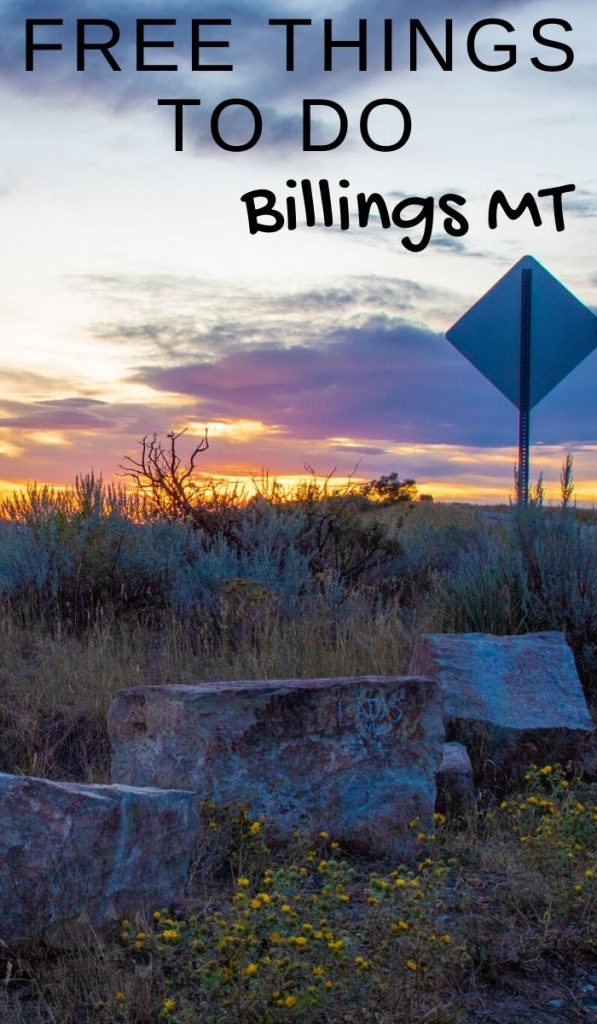 These 14 free things to do in Billings MT should be on your list for sure! Check out these places that everyone can enjoy without reaching into your wallet. #ourroaminghearts #billings #montana #freethingstodo #thingstodo #frugaltravel | Montana Travel | Free things to do in Billings | Billings Montana | Frugal Travel