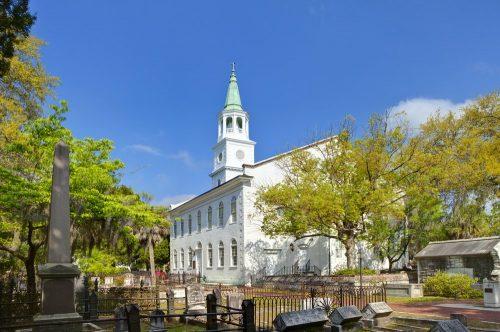St Helenas Episcopal, Beaufort, South Carolina