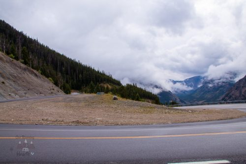 Beartooth Highway Switch Backs