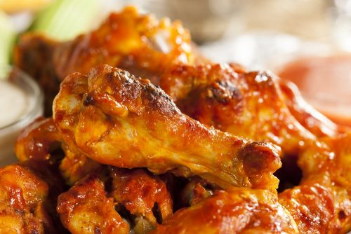 Chicken Wing Food Challenages in Baltimore