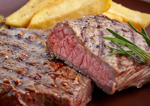 Steak Food Challenges in Baltimore